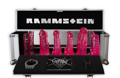 Très Bizarre: Rammstein Box Set, Now With Bonus Dildos!