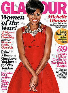 Michelle Obama on the Cover of Glamour, Quotes From Interview