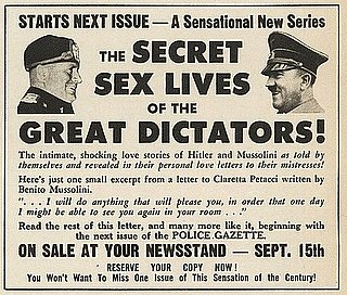 Flashback: The Secret Sex Lives of Dictators