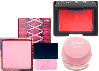 Best Blushes of 2009