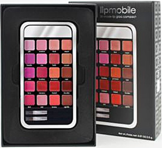 iPhone Lip Gloss Palette