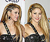 Shakira in Cornrows 2009-12-07 10:00:01