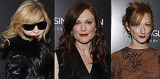 Trend Alert: Madonna and Julianne Moore Wear Creamy Red Lipstick