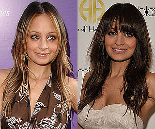 Nicole Richie's Hair Color Poll