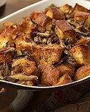 Mushroom and Fresh Herb Vegetarian Stuffing Recipe