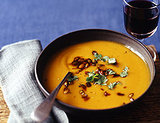 Vegetarian Thanksgiving Squash Soup Recipe