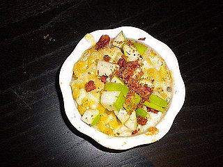 Savory Sight: Gorgonzola, Apple, and Bacon Mac-n-Cheese