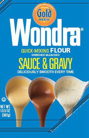 What Is Instant Flour, or Wondra?