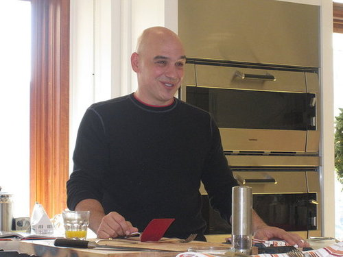 Michael Symon Talks About His Cookbook and Food Trends