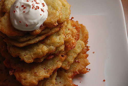 Michael Symon's Tips For Perfect Potato Pancakes