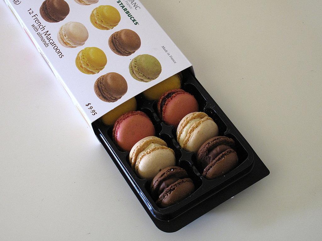 Photo Gallery: Starbucks Macarons