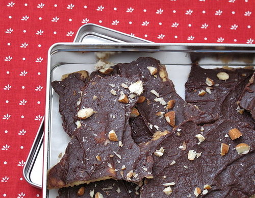 12 Days of Edible Gifts: White Trash Toffee