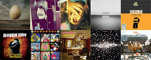 What Is the Best Rock Album of 2009?
