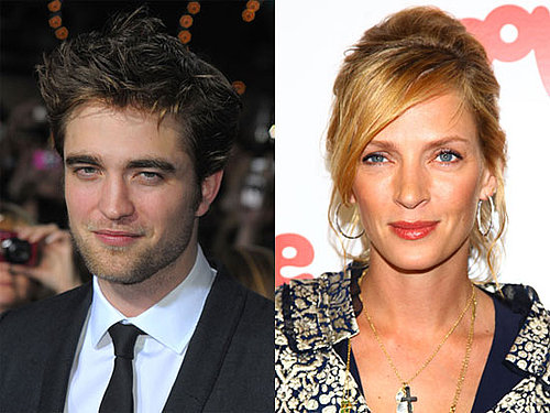 Uma Thurman to Star Opposite Robert Pattinson in Bel Ami 2009-11-20 08:25:01