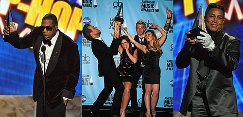 Full List of Winners of 2009 American Music Awards