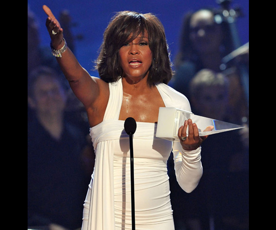 Whitney Stages Her Return — and Gets an Ovation