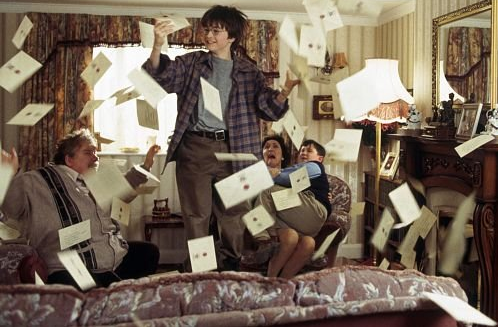The Dursleys, Harry Potter and the Sorcerer's Stone