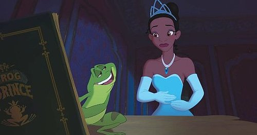 The Princess and the Frog Claims Number One Spot at Box Office in its First Weekend in Release
