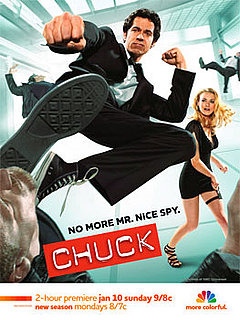 Zachary Levi & Josh Schwartz Dish on Season Three of Chuck!
