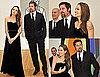 Photos of Angelina Jolie and Brad Pitt at MOCA Gala in LA 2009-11-15 14:34:16