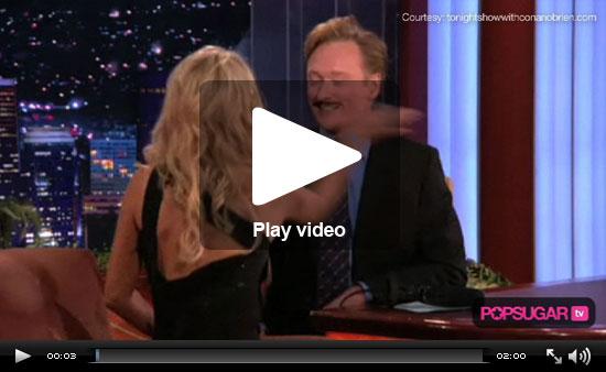 Taylor Swift's Adorable CMA Glory, Kristen Talks Love, Heather Locklear Slaps Conan, and Carrie Prejean Makes a Scene