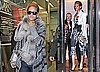 Photos of Rihanna Traveling by Eurostar in Europe