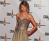 Slide Photo of Taylor Swift at the 2009 CMA Awards