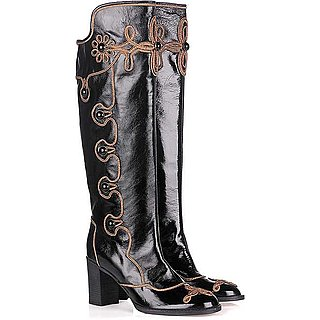 Anna Sui Patent Leather Knee-High Boots: Love It or Hate It?