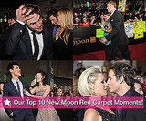 Our Top 10 New Moon Red Carpet Moments! 2009-11-17 13:50:15