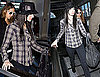 Photos of Ashlee Simpson at the Airport 2009-11-16 09:43:30