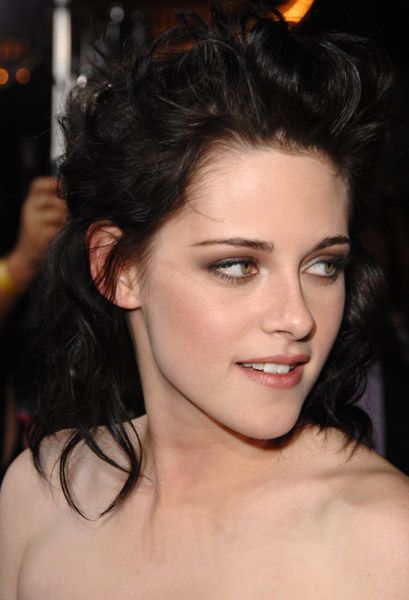 Photos of Kristen Stewart at New Moon LA Premiere