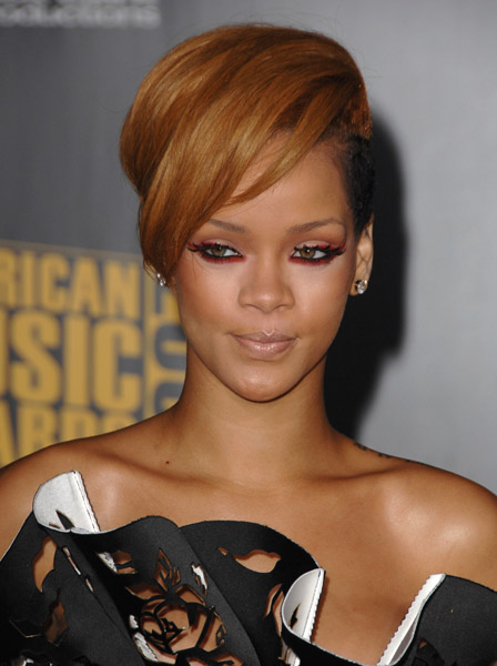 Photos of Rihanna AMA