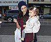 Photo Slide of Jessica Alba And Honor Warren in LA