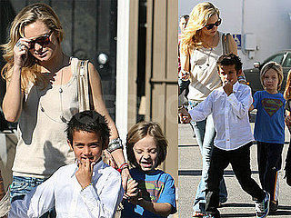 Photos of Kate Hudson With Ryder Robinson in LA