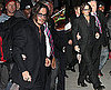 Photos of Johnny Depp Leaving the NYC MoMa