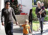 Photos of Gwen, Gavin, Zuma and Kingston