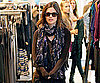 Slide Photo of Rachel Bilson Shopping at The Grove