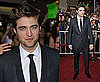 Photos of Robert Pattinson at The LA Premiere of New Moon 2009-11-16 19:33:42