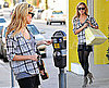 Photos of Kristin Cavallari Carrying a Jacob Black Waterbottle in LA