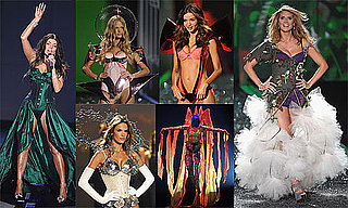 Photos of Runway and Catwalk at Victoria's Secret Show, Heidi Klum, Miranda Kerr, Marissa Miller, Selita Ebanks in Lingerie 2009-11-20 06:00:00