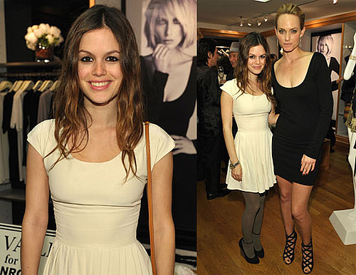 Photos of Rachel Bilson, Lori Loughlin, and Amber Valletta at the LA Launch of Amber Valletta for Monrow 2009-11-20 14:30:59