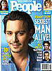 Johnny Depp Is People&#039;s Sexiest Man of the Year!