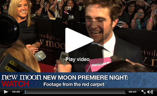 Rob, Kristen, Taylor and More From the New Moon Premiere!