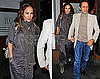 Photos of Jennifer Lopez And Marc Anthony Leaving Dinner in LA