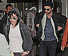 Slide Photo of Robert Pattinson and Kristen Stewart Leaving LAX Together