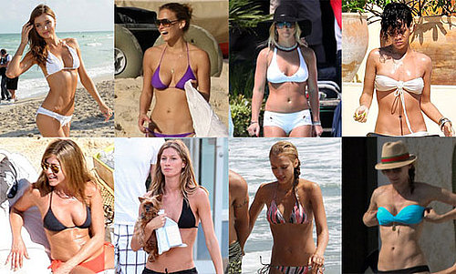 Who Do You Think Has the Best Bikini Body of 2009?