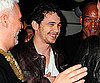 Photo Slide of James Franco at Art Basel Miami Beach