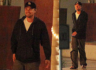 Leo Heads South of the Border With His Number-One Woman