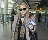 Slide Photo of Kate Hudson at Heathrow Airport