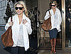 Photos of Jessica Simpson in NYC 2009-12-01 13:30:00